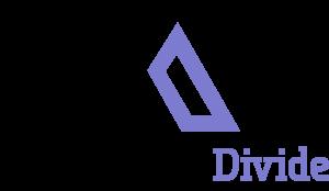 TechnologyDivide Verticle Logo Black